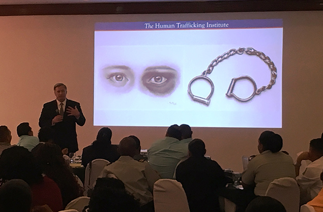 Forensic Interview Training for Victims of Human Trafficking