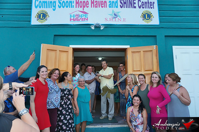 A Haven of Hope to Shine at New Children's Home in San Pedro