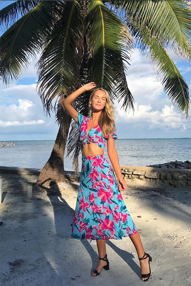 Sports Illustrated Swimsuit Models Invade San Pedro, Belize