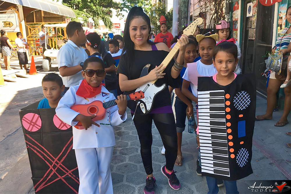 Children's Day Celebrated with Fun Activities