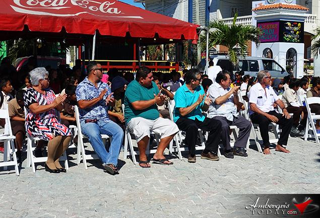 San Pedro Town Celebrates 33 Years of Township