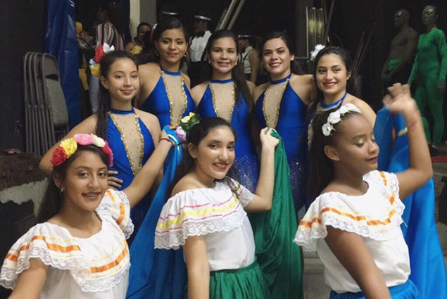 San Pedro Dance Academy Performs at Dance X 2017