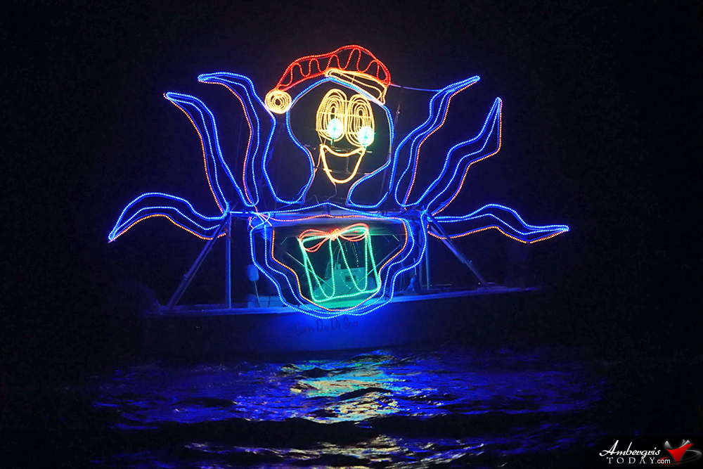 Holiday Boat Parade Shines Bright with Christmas Cheer