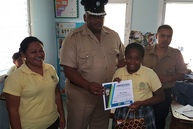 SP Police Holds GREAT Essay Competition
