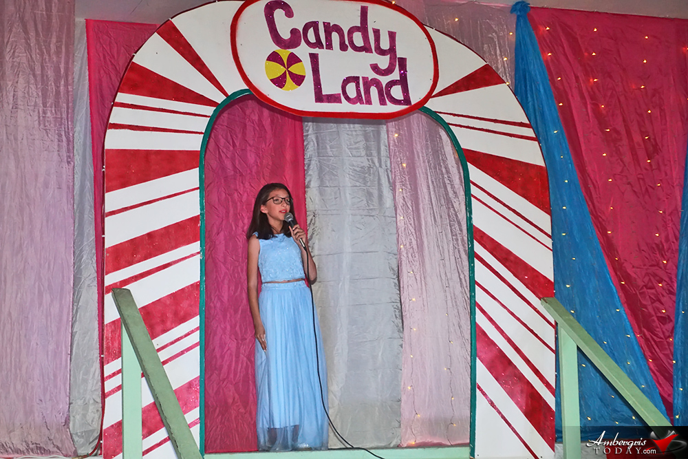 Candy Land Fashion Show by Nayobie's Hope for Children Project