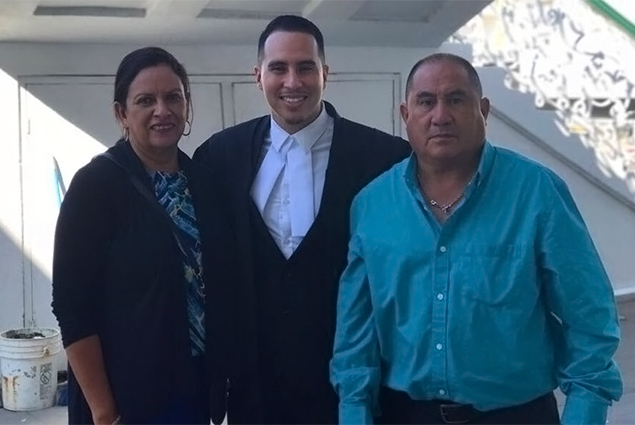 Michael del Valle – The First San Pedrano Lawyer