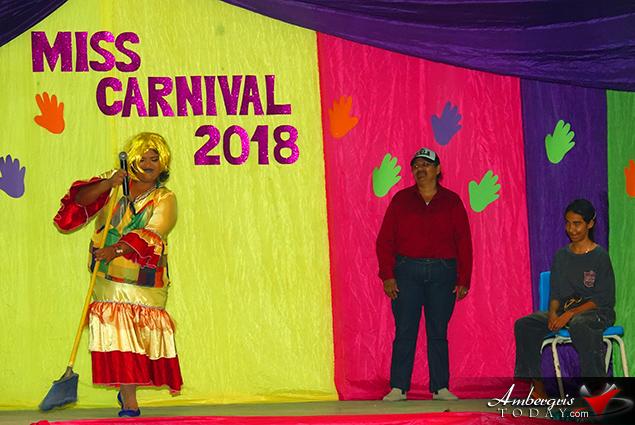 Ana Najarro is La Reina del Carnaval 2018