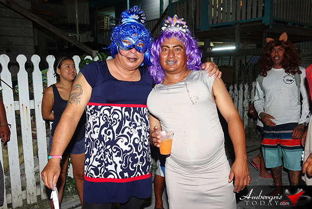 Carnaval 2018 Day Two - Cupid and Queen of the Bay Parody