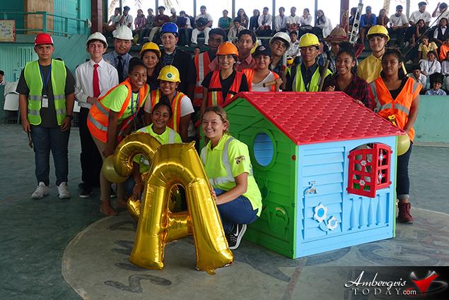 San Pedro High School Holds Fun Career Week 2018