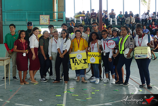 San Pedro High School Holds Fun Career Week 2018