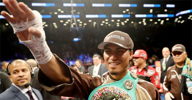 Boxer Mikey Garcia Does Charity Work in Belize
