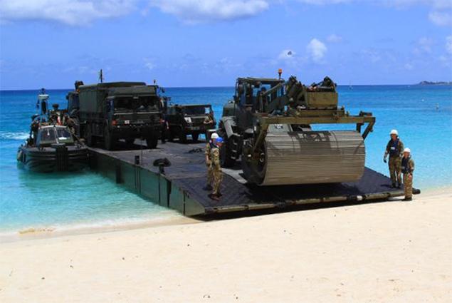British Navy Humanitarian Aid ship to visit Belize