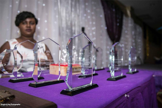 Special Envoy Hosts 13th Annual Outstanding Women's Awards Ceremony