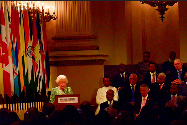 Belize Represented At The Commonwealth Heads Of Government Meeting In London