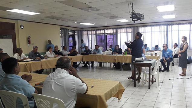 Belize and Cuba Share Ideas for Sustainable Fisheries Management