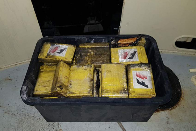 Honduras Intercepts Transportation of 700lbs Cocaine Headed to Belize