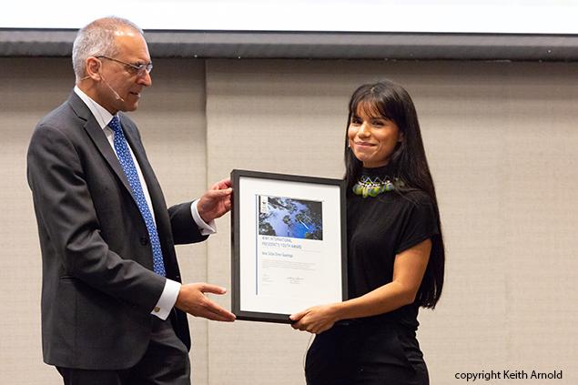 Nina Gualinga WWF International President's Youth Award