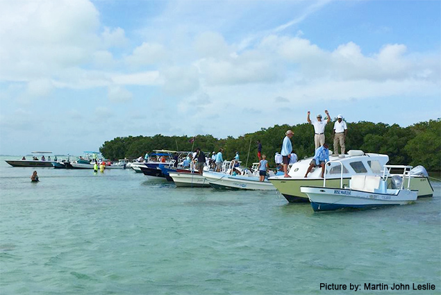 NO To Over-The-Water Development at Cayo Rosario!