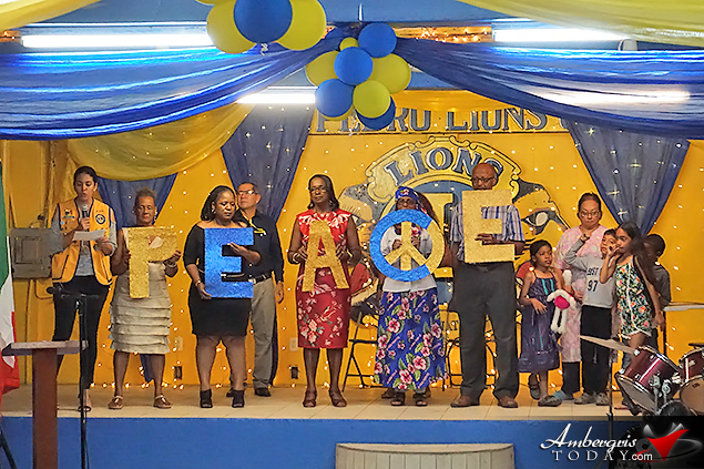 San Pedro Hosts National Lions Club Convention