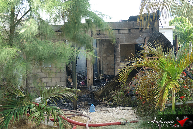 Tragic Fire Claims the Life of Four
