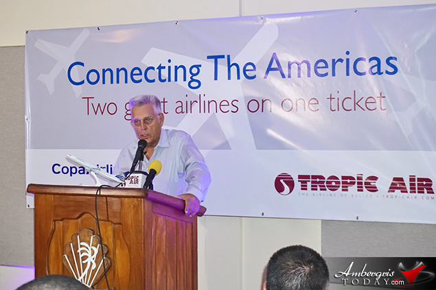 Tropic Air and Copa Airlines Announce Interline Agreement