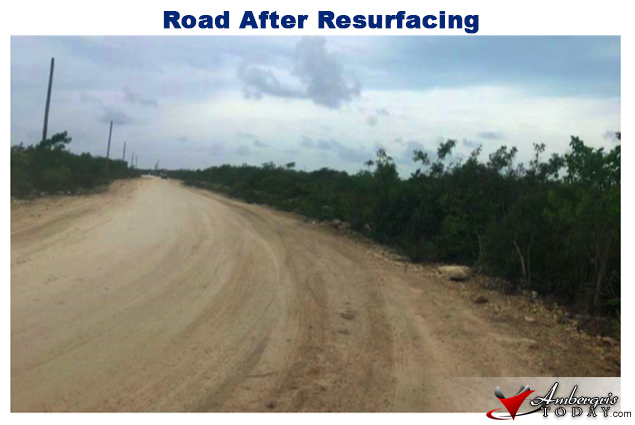 Secret Beach Road Enhancement Project