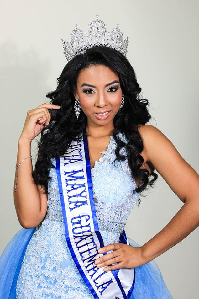 Introducing Miss Guatemala Hilary Castillo Cumings