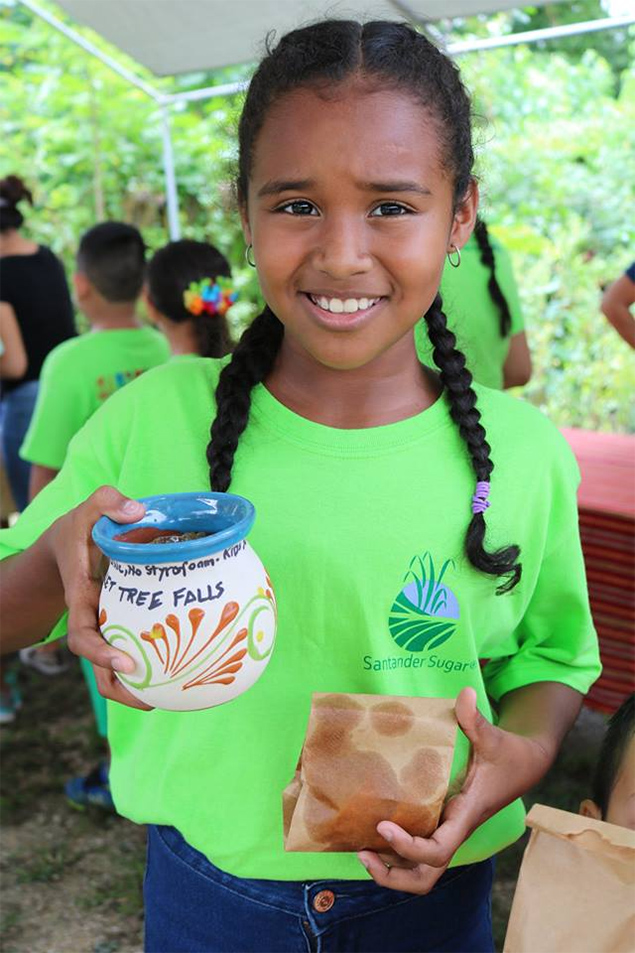 First Ever - No-Plastic, No-Styrofoam Kids Summer Camp in Belize