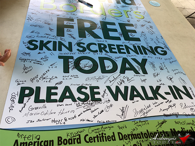 US Dermatologists Offer Free Services to Islanders
