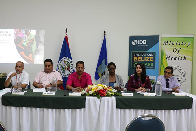 Belize Awarded US$150,000 for Advance in Access to Quality Health Care