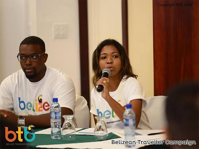 BTB Launches The Belizean Traveller Campaign