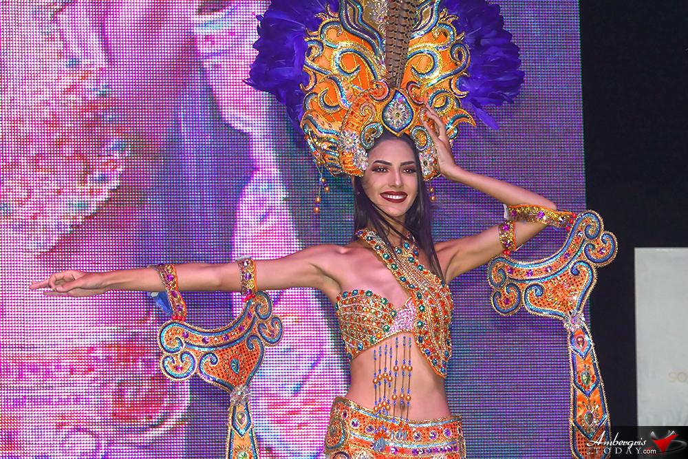 Miss Honduras Claims Crown at Costa Maya Pageant 2018