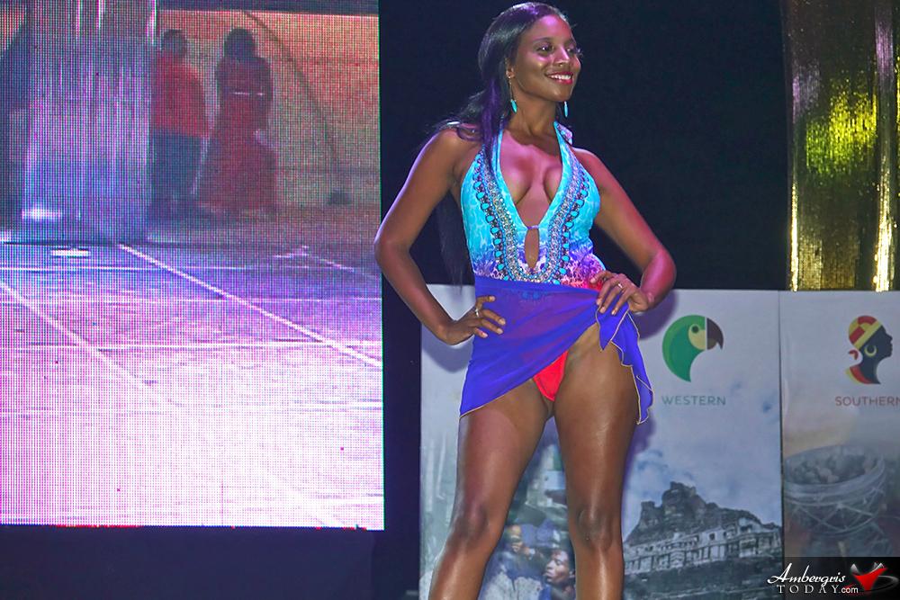 Miss Belize, Miss Costa Maya Pageant 2018