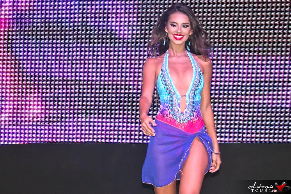 Miss Costa Rica, Miss Costa Maya Pageant 2018