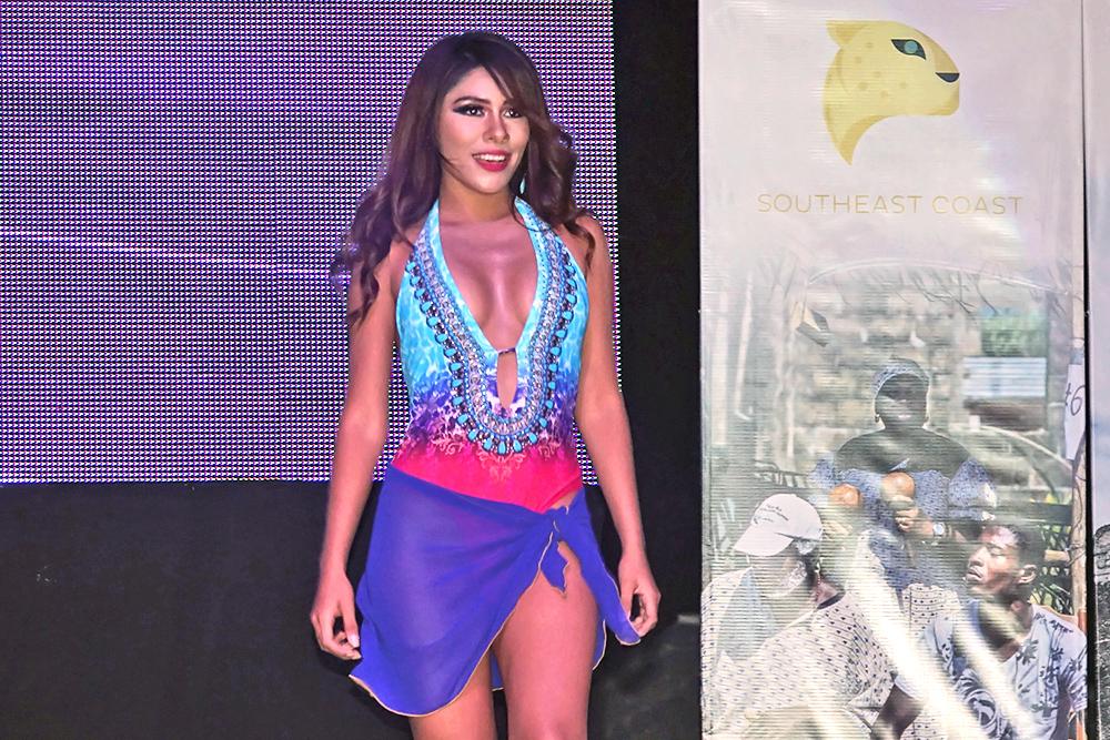Miss El Salvador, Miss Costa Maya Pageant 2018