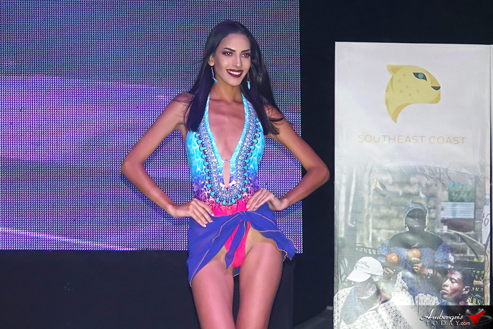 Miss Panama, Miss Costa Maya Pageant 2018