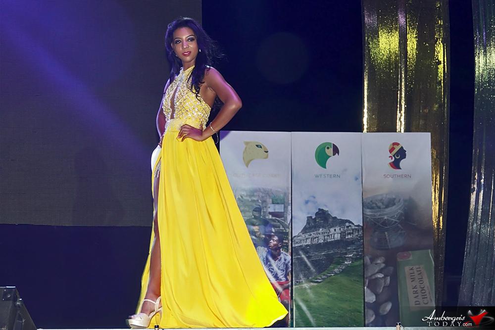 Miss Guatemala, Miss Costa Maya Pageant 2018