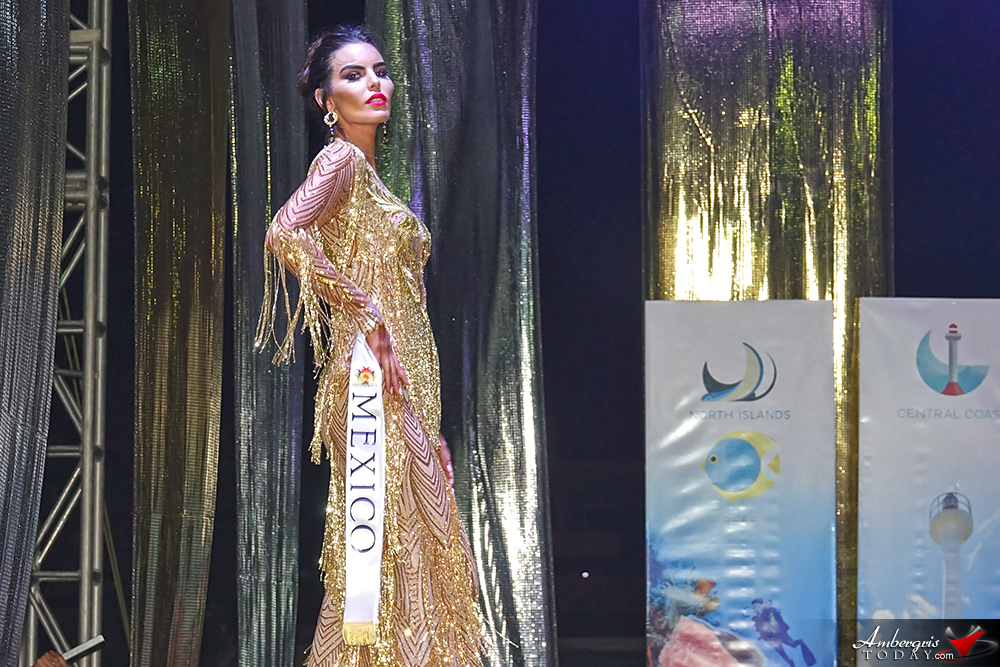 Miss Mexico, Miss Costa Maya Pageant 2018
