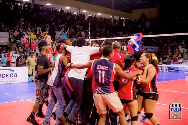 Belize Takes Silver at the Central American Women's Volleyball Championship