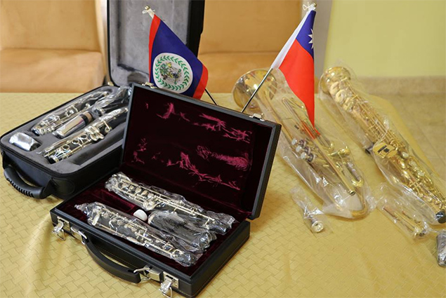 Embassy of the Republic of China (Taiwan) Donates to the Governor General's Music in the Schools Programme