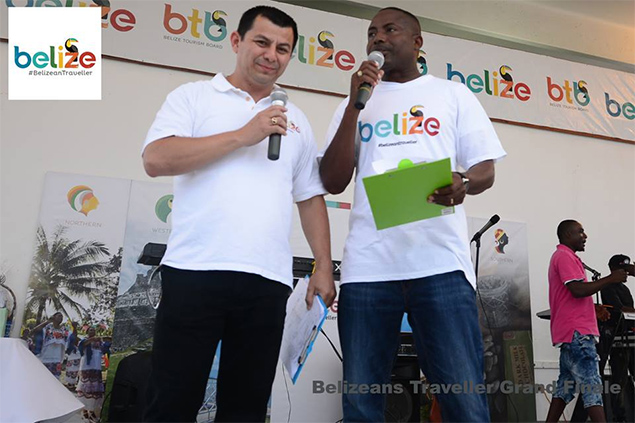 Belizean Traveller Campaign Concludes with a Bang!