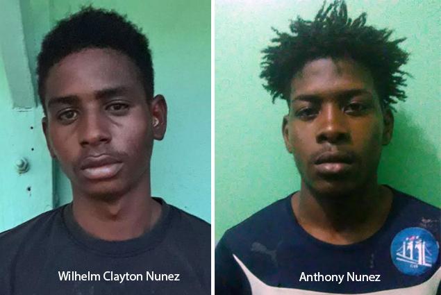 Anthony Nunez, Wilhelm Clayton Nunez charged with murder in Sherris Stringfield case