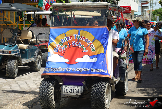 San Pedro Celebrates the 220th Battle of St George's Caye