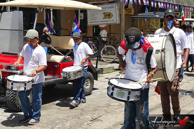 San Pedro Celebrates the 220th Battle of St George's Caye