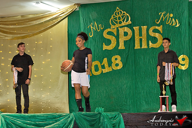 First Ever Miss and Mr. San Pedro High Selected