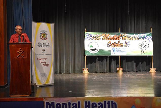 World Mental Health Day 2018 Observed in Belize
