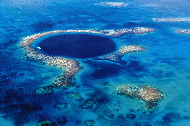 "Belize among Lonely Planet's top ten ""Best in Travel for 2019"""
