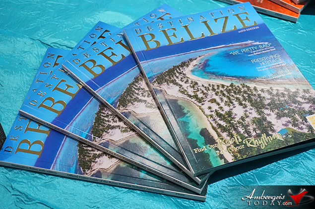 BTIA Celebrates the Launch of the 20thEdition Destination Belize