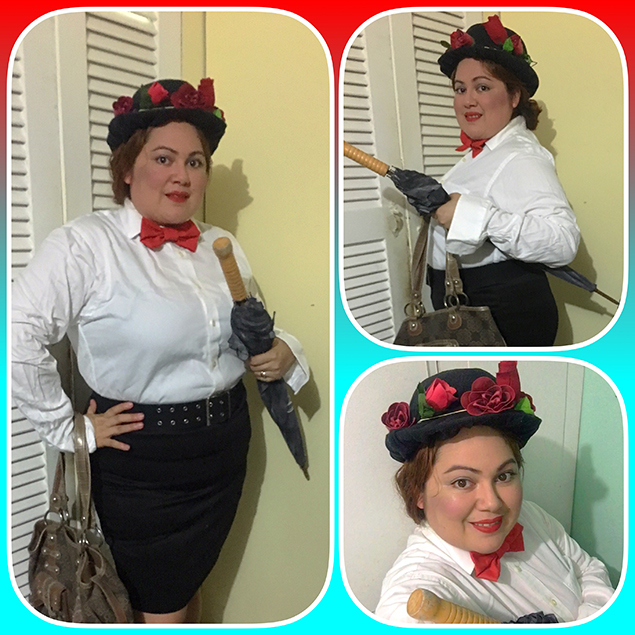 Caye Caulker Resident Takes on a 31 Halloween Costume Challenge