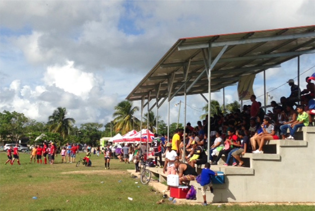 First Belize National Rugby Team